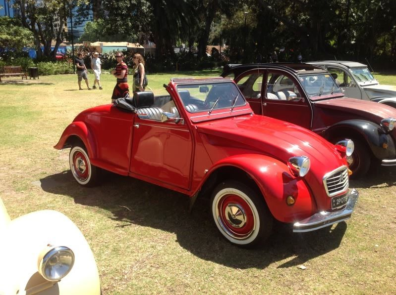 citroen 2cv for sale australia