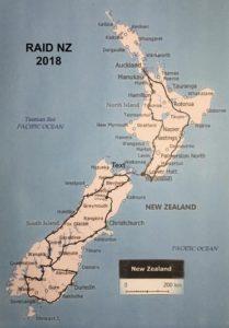 Raid New Zealand - 2018